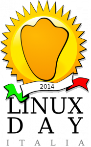 Linux Day 2014 Logo